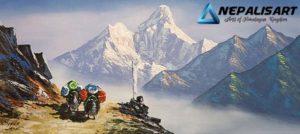 Mt. Amadablam