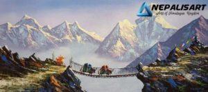 Amadablam & Mt. Everest