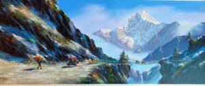 Mt. Thamsergu