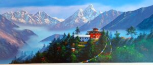 Thanserku Monastery