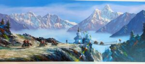 Mt. Everest Region